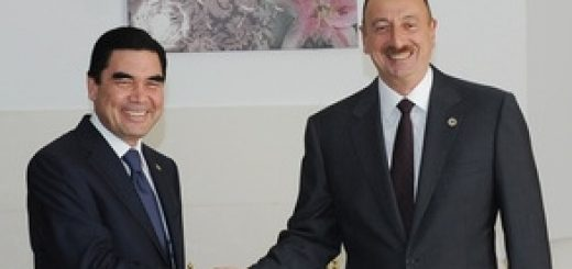 Бердымухамедов и Алиев
