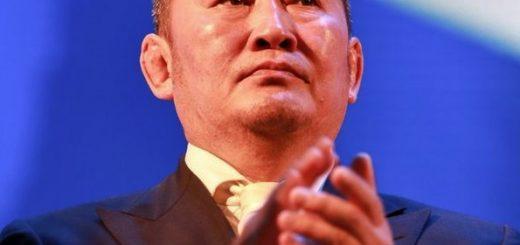 Президент Монголии Баттулга
