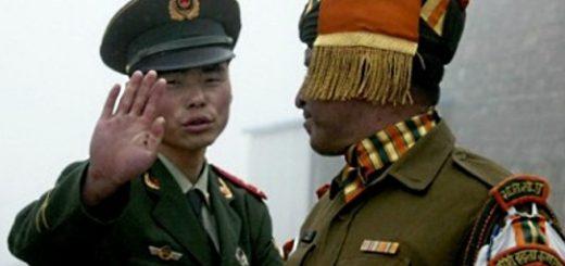 Граница Китая и Индии
