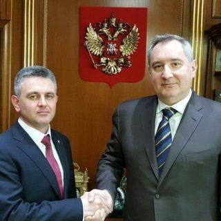 Красносельский и Рогозин
