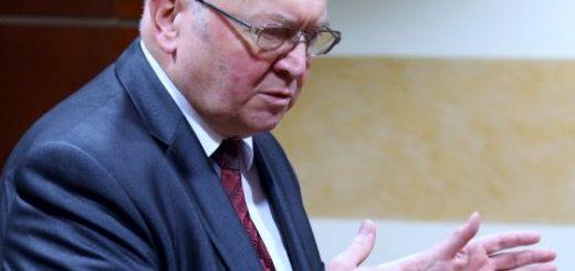 Посол Чехии в России Владимир Ремек