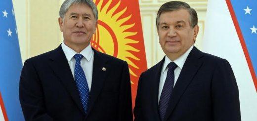 Мирзиеев и Атамбаев