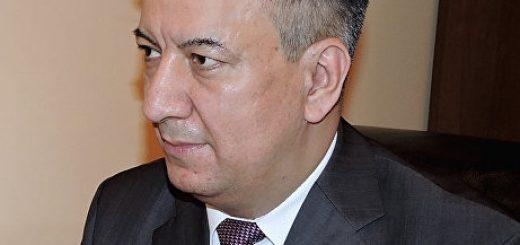 Посол Республики Узбекистан в РФ Бахром Ашрафханов