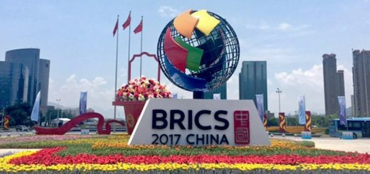 БРИКС в Китае