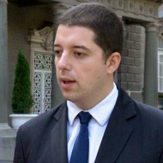 Зампредседателя правящей Сербской прогрессивной партии Марко Джурич