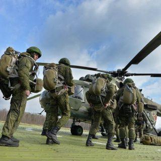 Военные СНГ