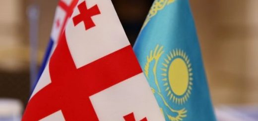 грузия и казахстан