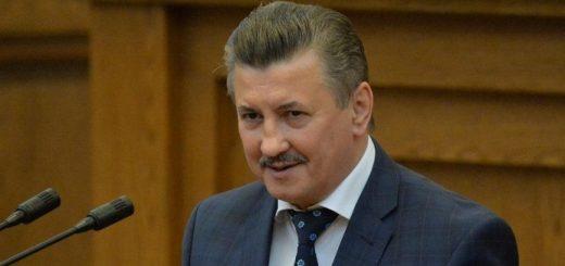 Министр экономики Беларуси Владимир Зиновский