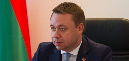 Председатель правительства Приднестровья Александр Мартынов