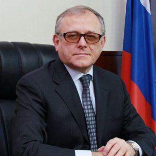 Посол РФ в КНДР Александр Мацегора