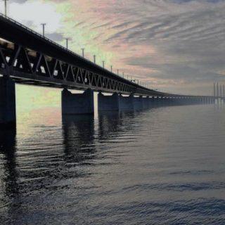 мост в японию