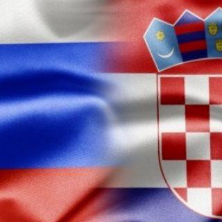 россия и хорватия