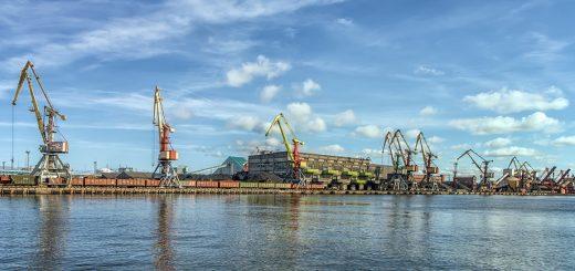 Порт Вентспилс