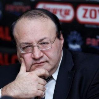 Председатель Союза политологов Армении Амаяк Ованнисян
