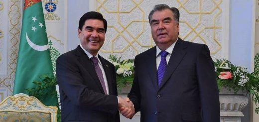 Бердымухамедов и Рахмон