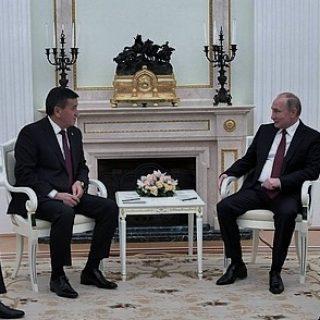Путин и Жээнбеков