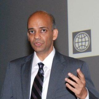 Ведущий экономист Всемирного банка по России Апурва Санги