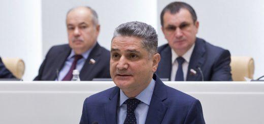 Председатель ЕЭК Тигран Саркисян