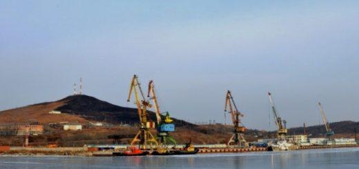 Зарубино порт