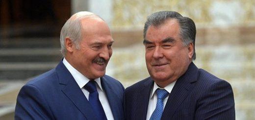 Лукашенко и Рахмон