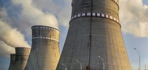 АЭС на Украине