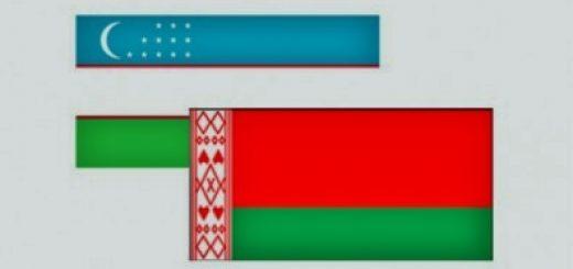 Узбекистан и Беларусь