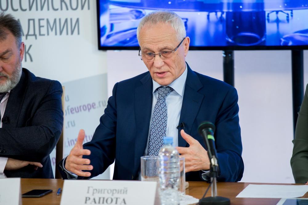 Государственный секретарь Союзного государства Григорий Рапота.