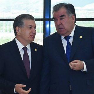 Мирзиеев и Рахмон