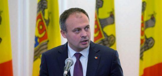 Спикер парламента Молдавии Андриан Канду