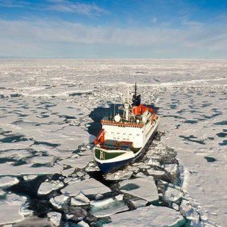 Ледяной Шелковый путь