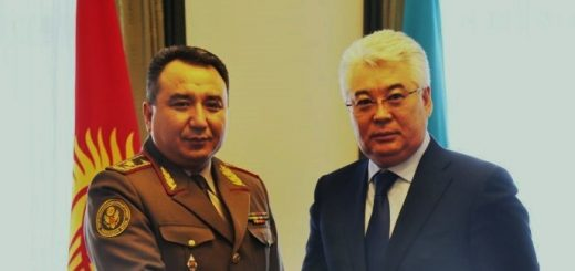Генштаб Кыргызстана