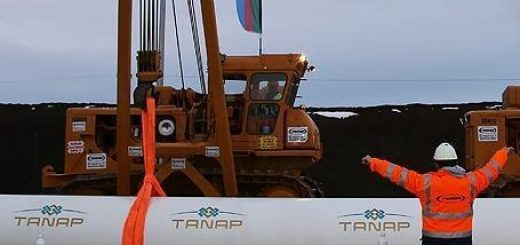 газопровод TANAP