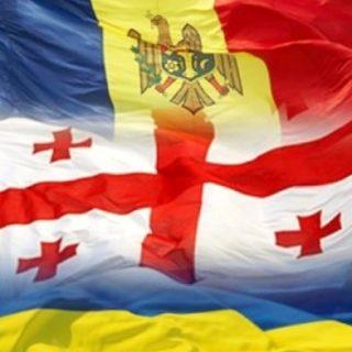 Грузия, Молдавия и Украина