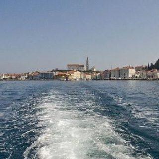 Спорные воды Словении и Хорватии