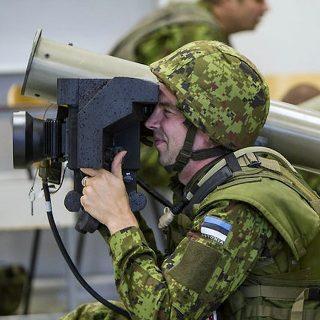 эстонские военные