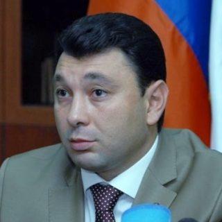 Заместитель председателя Национального Собрания Армении Эдуард Шамназаров
