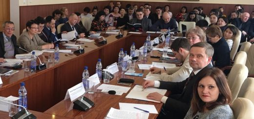 Конференция в Уральске