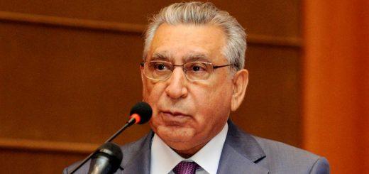 глава Администрации президента Азербайджана Рамиз Мехтиев