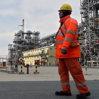 Российский газ в Азии