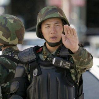Беспорядки в Синьцзяне