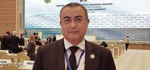 Бахтиер Эргашев