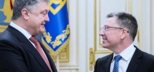 Волкер и Порошенко
