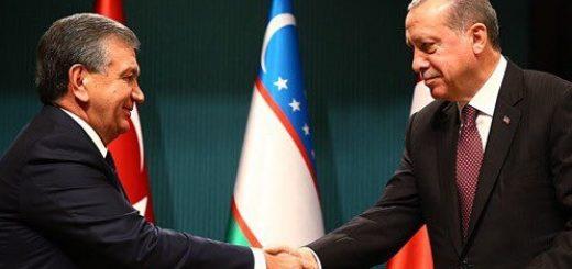 Мирзиеев и Эрдоган