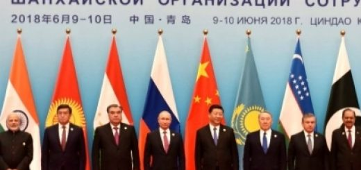 Саммит ШОС в Циндао