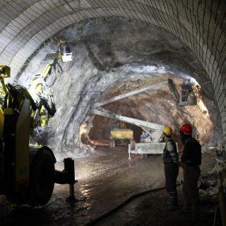 Строительство Рогунской ГЭС