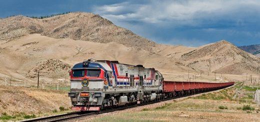 Улан-Баторская железная дорога