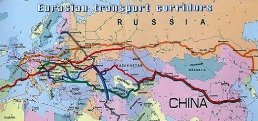 Евразийский транспортный коридор