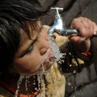 Питьевая вода в Таджикистане