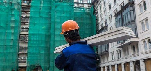 Рабочие из КНДР в РФ