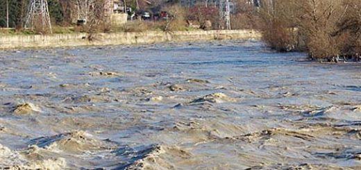 Река в Закавказье